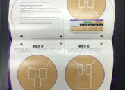 Batter's Box & Catcher's Box diagrams and instructions