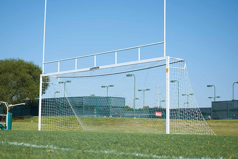 Alumagoal Football-Soccer Combo