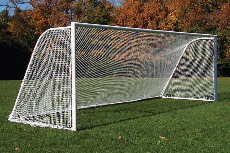 Keeper Goals Wheeled Soccer Goals (net not included)