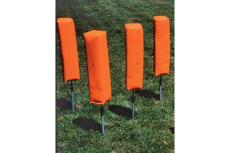 Spring-mounted Pylons