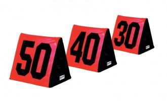 Foldable Sideline Markers