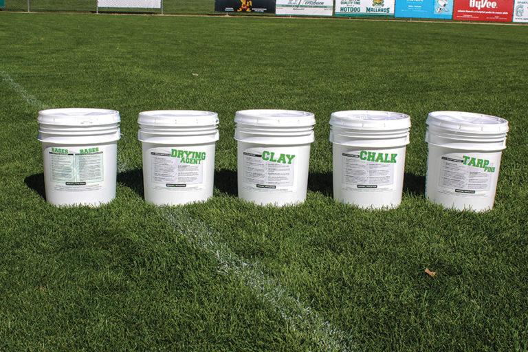 Beacon Buckets for On-Field Tasks