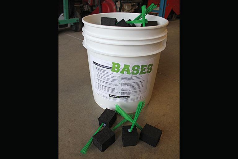 Black Foam Whisker Plug in a Bases Beacon Bucket