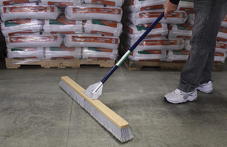 Duo Broom general purpose broom