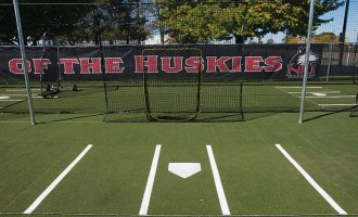 Soft Toss Hitting Stations for TUFF1 Batting Cages