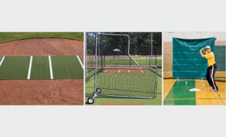 Outdoor Batting Cage Accessories