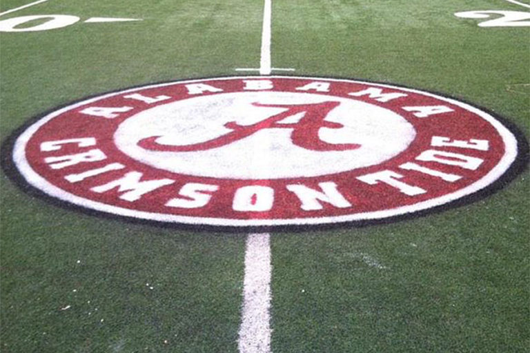 Templine Turf Paint - Alabama