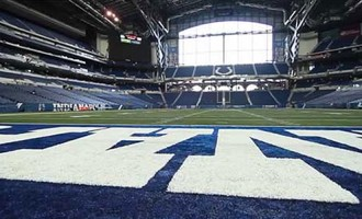 Templine Turf Paint - Indianapolis Colts