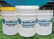 TempLine Synthetic Turf Paint for artificial turf fields