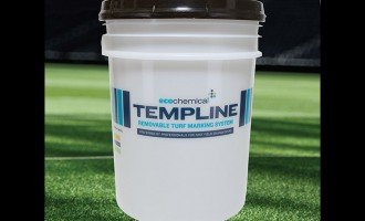 Templine Pre-conditioner for new artificial turf surfaces