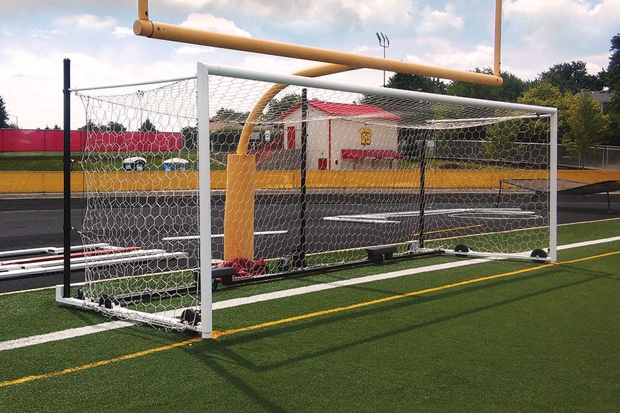 adfe3b030 Box-Style Stadium Cup Soccer Goals | Beacon Athletics