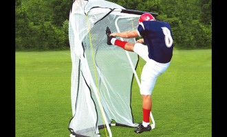 Deluxe Portable Kicking Cage Package