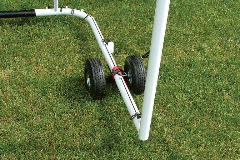 Optional Moveable Wheel Kit