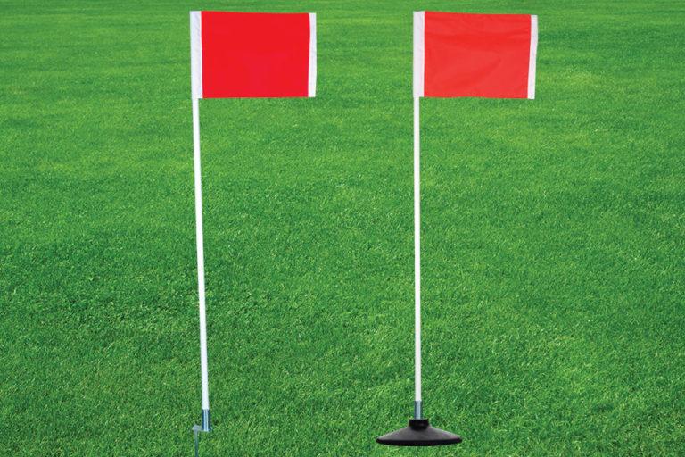 Soccer / Lacrosse Corner Flags Set