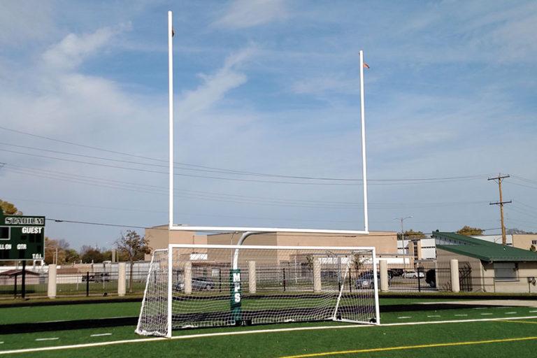 JW Football Goal Posts