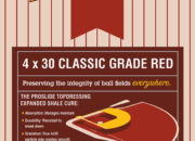 ProSlide™ 4×30 Classic Grade Red Topdressing bag