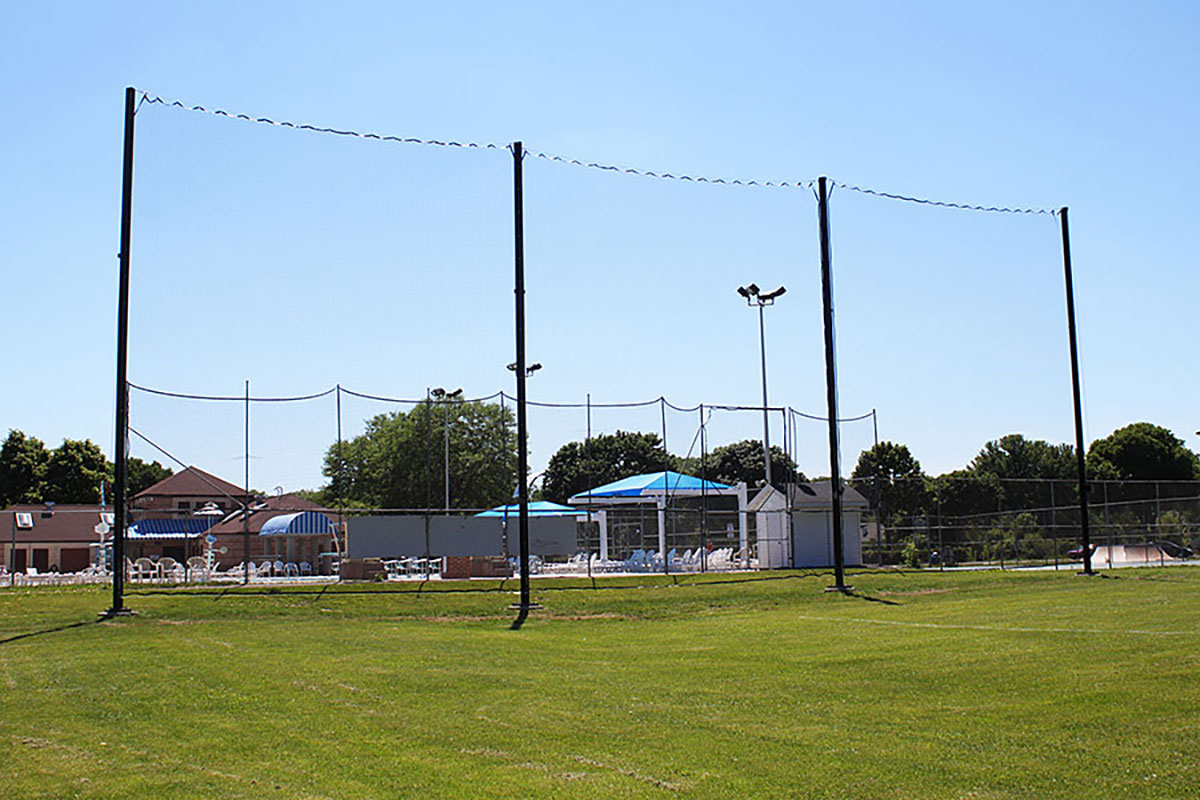 Beacon Barrier Net System
