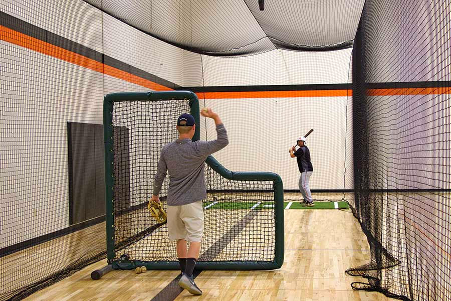 Beacon Indoor Batting Cages