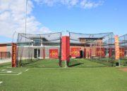 Iowa State Modular Batting Cages