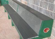Elite Dugout Bench